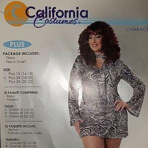 Disco Diva - Halloween Costume